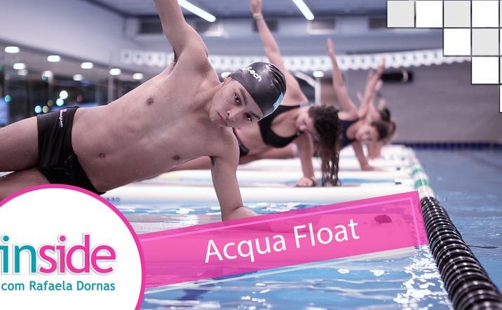 Thumb acqua float