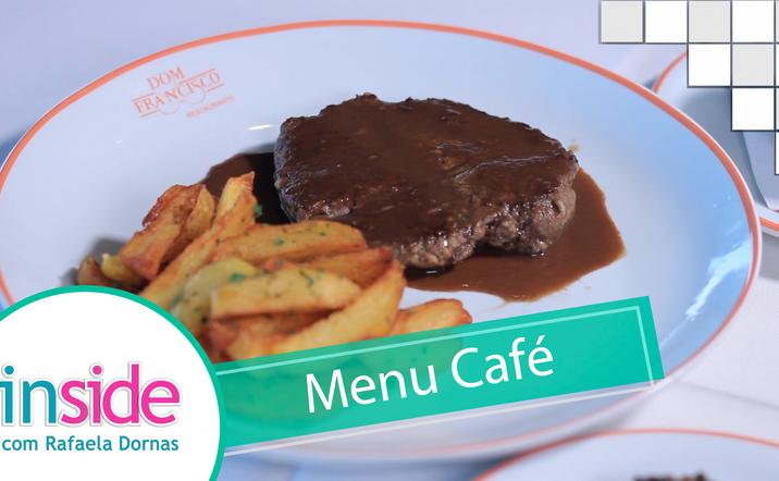 Thumb menu cafe