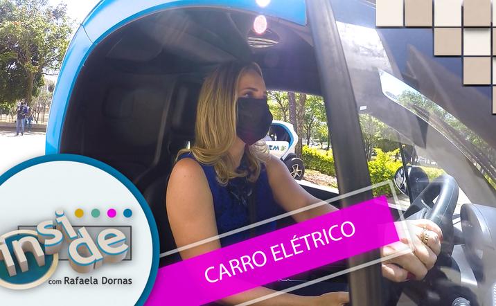 Thumb carro eletrico